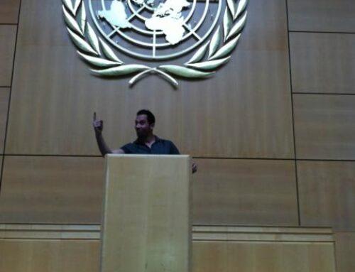 Visitar Ginebra y la ONU con un miembro de la organización