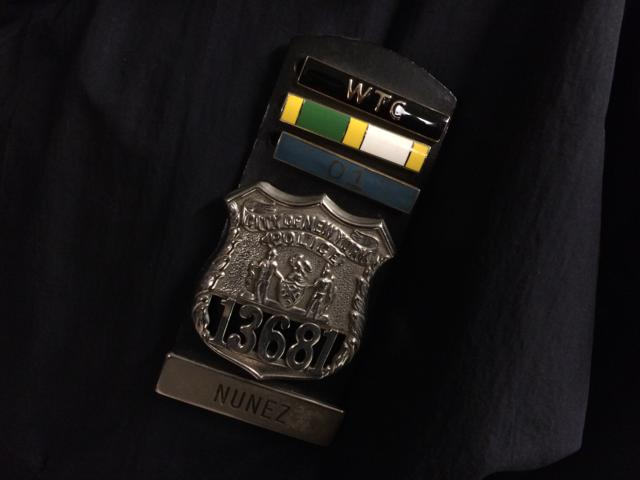 Insignias NYPD