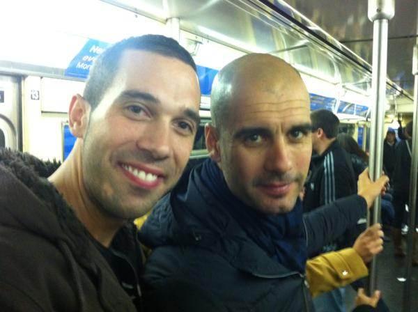 Antonio y Pep