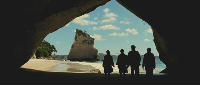 Narnia en Cathedral Cove